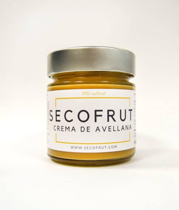 crema de avellana 100% artesanal en nuestra tienda online de frutos secos y legumbres nacionales www.secofrut.com,