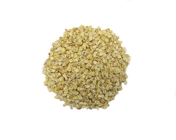 copos de cebada a granel en nuestra tienda online de frutos secos y legumbres nacionales www.secorfrut.com