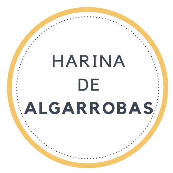 Harina de algarrobas frutos secos tienda online www.secofrut.com