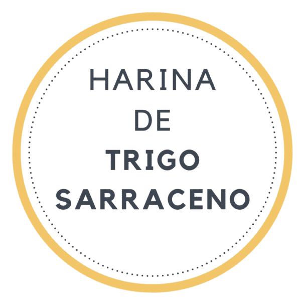 Harina de trigo sarraceno frutos secos tienda online www.secofrut.com
