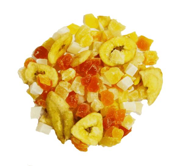 Mix de frutas a granel en nuestra tienda online de frutos secos secofrut.com