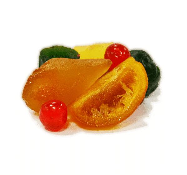 Fruta escarchada a granel en nuestra tienda online de frutos secos secofrut.com