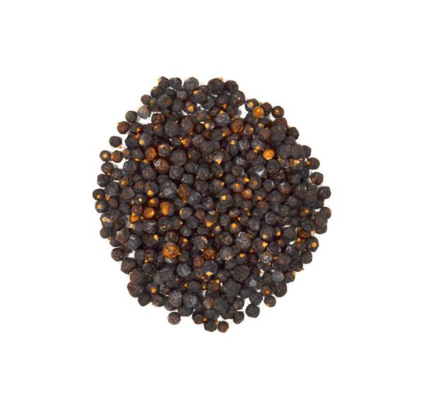 Bayas de enebro a granel en nuestra tienda online de frutos secos secofrut.com