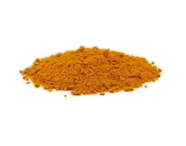 Curcuma molida a granel en nuestra tienda online de frutos secos secofrut.com