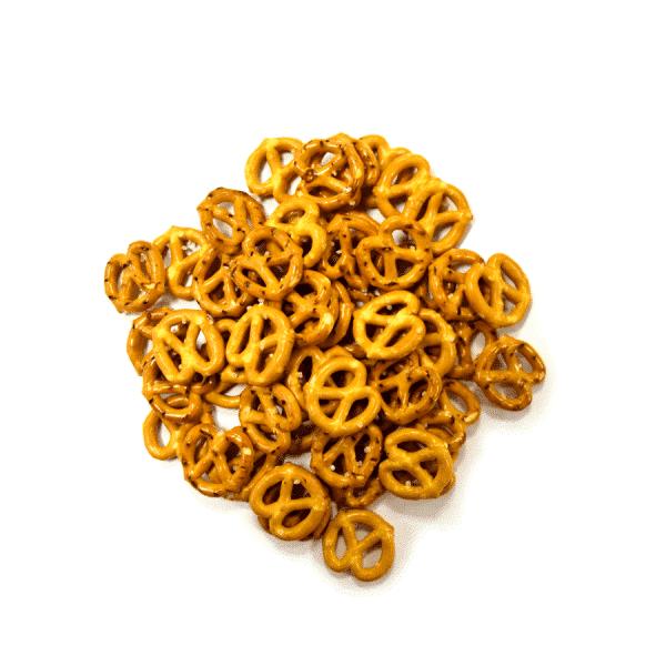 pretzels salados a granel en nuestra tienda online de frutos secos y legumbres nacionales secofrut.com
