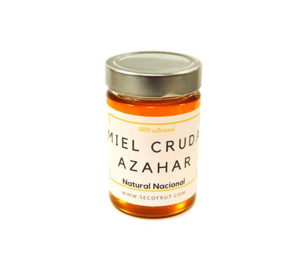 Miel de azahar en nuestra tienda online de frutos secos y legumbres nacionales secofrut.com