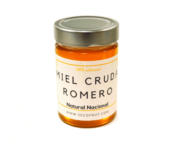 Miel de romero en nuestra tienda online de frutos secos y legumbres nacionales secofrut.com