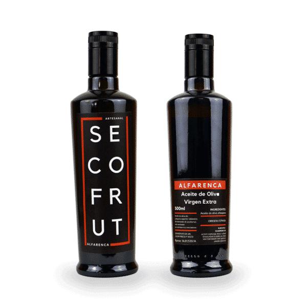 Aceite artesanal alfafarenca en nuestra tienda online de frutos secos y legumbres nacionales a granel al mejor precio secofrut