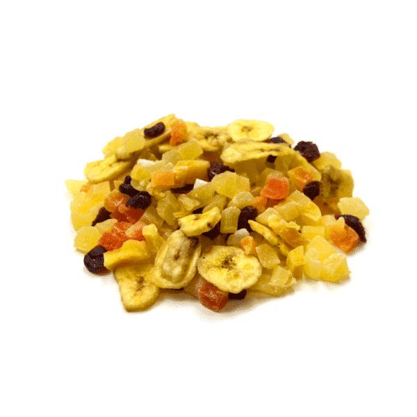mix de frutas a granel en nuestra tienda online de frutos secos y legumbres nacionales www.secofrut.com