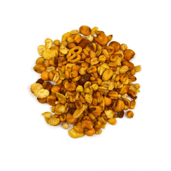 cóctel extra a granel en nuestra tienda online de frutos secos y legumbres nacionales a granel www.secofrut.com