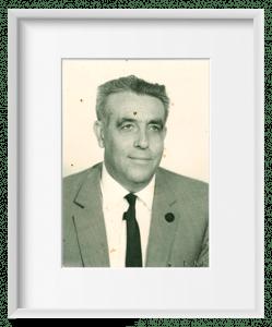 Abuelo Pepe Mollá Tormo, segunda generación.